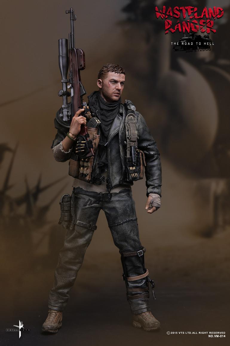 Vts Toys Vm 014 Wasteland Ranger 16 Mad Max Fury Road Tom Hardy