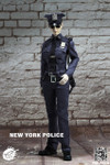POPTOYS F24B 1/6 New York Police Policewoman NYP Action figure Set