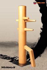 Super Duck M003 1/6 Scale Wooden Dummy ( 2 Colours)
