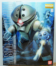 Bandai 1/100 Gundam Master Grade MG MSM-04 ACGUY plastic model 134108 + Decal 014