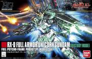 Bandai 1/144 HGUC Gundam RX-0 Full Armor Unicorn Plastic Model 189487