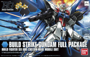 Bandai HG HGUC 1/144 Build Fighters Strike Gundam Full Package Model 184468