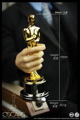 CGL TOYS 1/6 Scale Oscar Statuette
