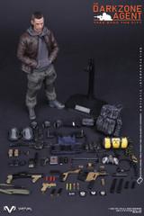 VTS TOYS VM-017 1/6 The Darkzone Agent Action Figure