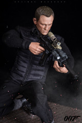 MCTOYS M-057 1/6 James Bond Figure Austrian Action Outfits Set