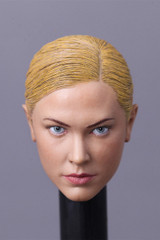 Modular Art 1/6 MA013 female head Sculpt-Kristanna Loken