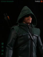 THREEQ TQ1001 CITIES RANGER 1/6  Arrow Action Figure