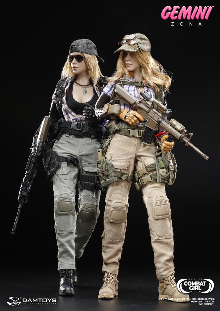 ZONA Camo Hat 1//6 scale toy Combat Series Female PMC GEMINI