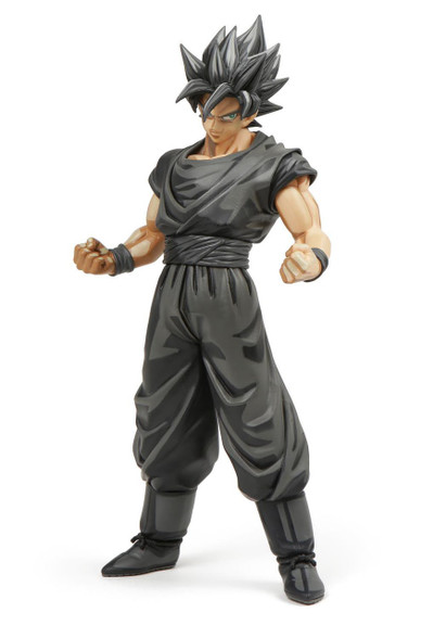 Chocoolate x DragonBall Z 30th Anniversary The Son Goku Black Manga Dimension Figure