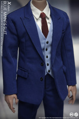 CGL TOYS PE04 1/6 X-Men Professor Blue Suits