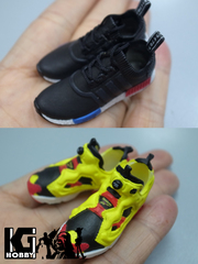 Custom 1/6 Scale Sneakers/Trainers/Shoes