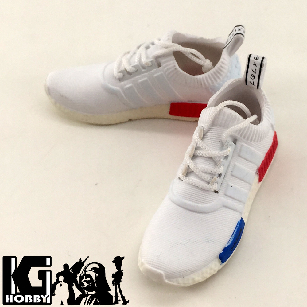 1//6 Scale Sneakers Shoes Trainers NMD