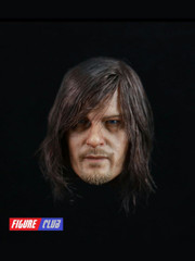 Figure Club 1/6 Scale Head Sculpt - Norman Reedus