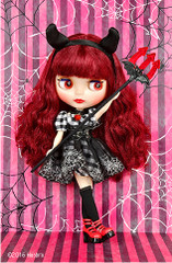 "Takara CWC Exclusive 12"" Neo Blythe Doll Devi Delacour"
