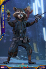 Hot Toys MMS411 Guardians of the Galaxy Vol. 2 -/6th scale Rocket Collectible Figure (Deluxe Version)