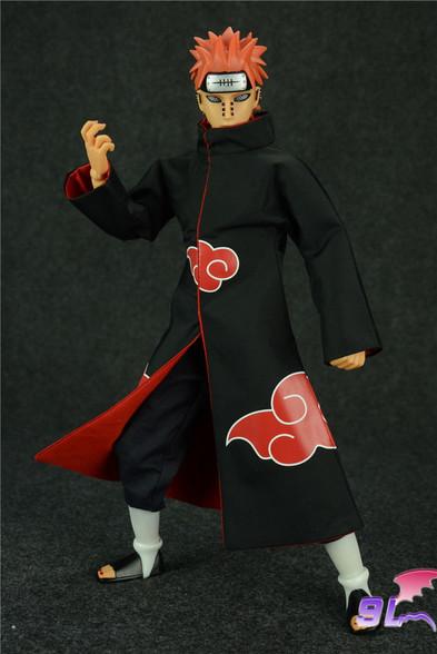 9L Toys 16 Scale Naruto Akatsuki Pain Action Figure-3226