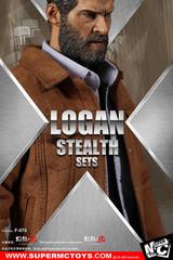 SUPERMCTOYS F-070 1/6  Scale Logan Stealth Costume