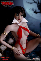 TBLeague (Phicen) PL2017-101-A 1/6th Scale Vampirella  -Asian version Action Figure