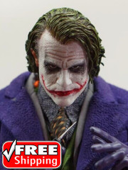 Supreme 1/6 Scale Joker Head sculpt