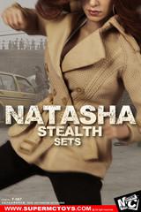 SuperMCTOYS F067 1/6 Scale Natasha Stealth Costume Sets