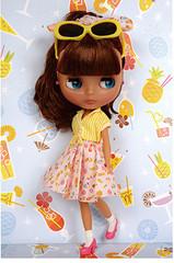 Takara Neo Blythe Pineapple Princess