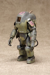 WAVE Maschinen Krieger Ma.K. MK-010 S.A.F.S SAFS Prototype 1/20 Model kit