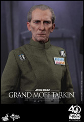 Hot Toys MMS433 Star Wars Episode IV A New Hope 1/6th scale Grand Moff Tarkin Collectible Figure