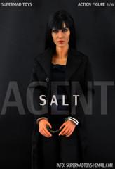 Supermad Toys 1/6 Scale  Agent Salt action figure