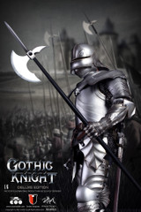 COOMODEL SE013 1/6 Series of Empires (Die-cast Alloy) Gothic Knight DELUEX Edition
