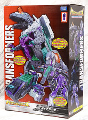 Takara Tomy Transformers Legends LG-43 Dinasaurer Trypticon Action Figure