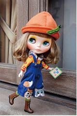 "Takara NEW 12"" NEO Limited Blythe Doll Vera Florentine Figure"