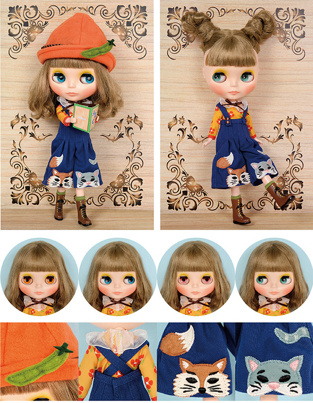 Neo Blythe Vera Florentine  Shop Limited doll figure NEW Free shiping
