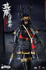 COOMODEL SE015 1/6 SERIES OF EMPIRES WILLIAM ADAMS A.K.A MIURA ANJIN IN HONDA TADAKATSU'S GUSOKU (STANDARD VER.)