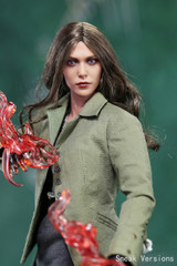 Acplay 1/6 Scale Scarlet Witch Stealth Version  Action Figure