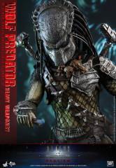 Hot Toys MMS443 Alien vs. Predator: Requiem 1/6th scale Wolf Predator (Heavy Weaponry) Collectible Figure