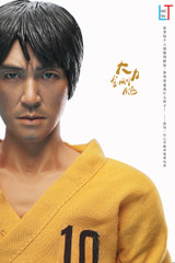 "L.T Studio Shaolin Soccer 1/6 Scale  ""Mighty Steel Leg"" Sing Figure LT001"