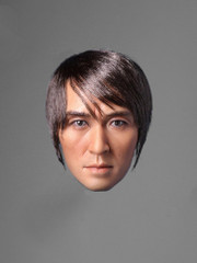 L.T Studio Shaolin Soccer 1/6 Scale Sing Head Sculpt and Body Pack LT003