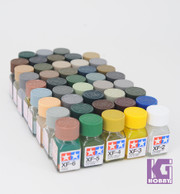 Tamiya Model Color Enamel Paint 10ml XF-1 - XF-85 80301-80385 Flat Matt series