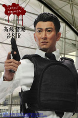CROZZ DESIGN - 1/6 HKSDP MR.LUI HK POLICE 高級督察呂sir ACTOIN FIGURE