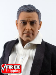 JXtoys JX-05 1/6 George Action Figure Head Sculpt