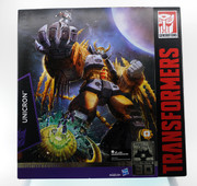Hasbro Transformers Platinum Edition 30th Anniversary UNICRON Figure