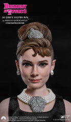 "STAR ACE TOYS Audrey Hepburn as ""Holly Golightly"" SA0051 DELUXE VERSION  1/6 Scale Figure"