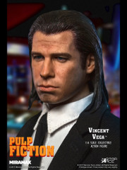 Star Ace Toys Pulp Fiction Vincent Vega SA0041 1/6 Scale Collectible Action Figure