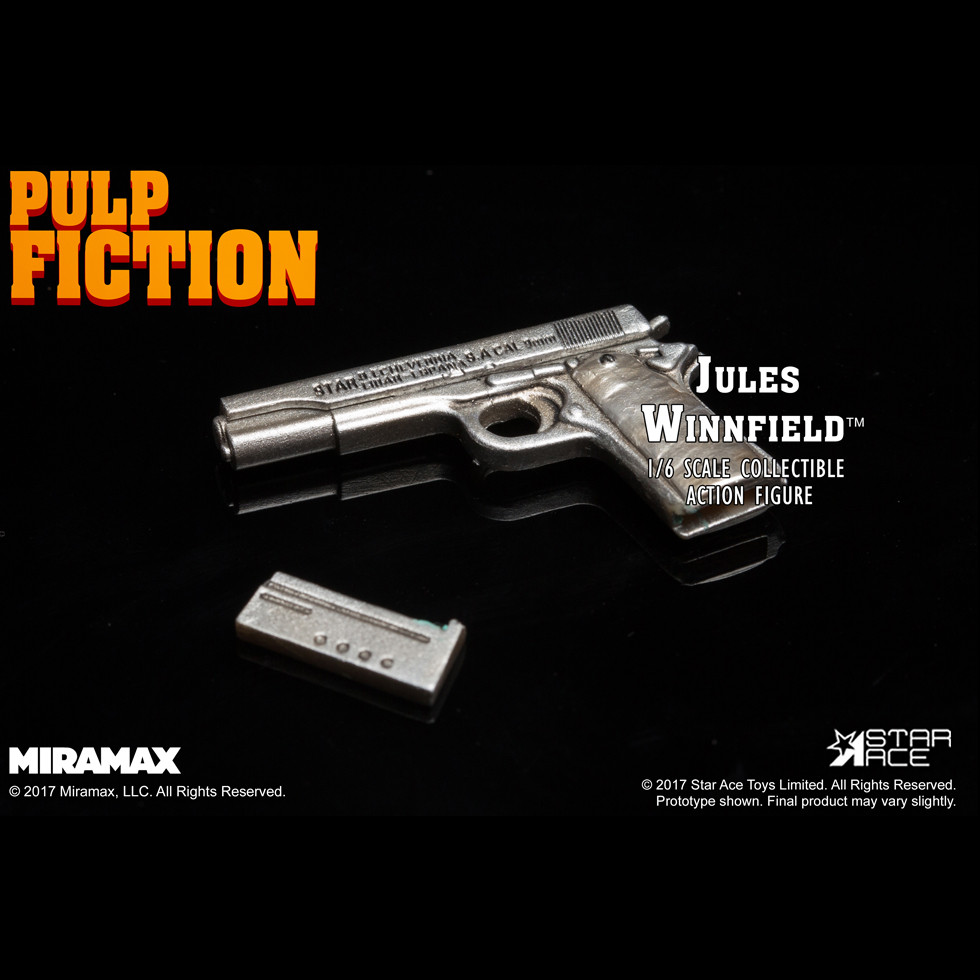 Star Ace Jules Winnfield Pulp Fiction Nude Body loose échelle 1//6th