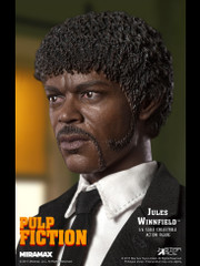 Star Ace Toys Pulp Fiction Jules Winnfield SA0044 1/6 Scale Collectible Action Figure