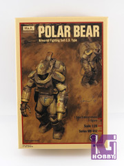 WAVE Maschinen Krieger Ma.K. MK-052 Polar Bear 1/20 Model kit