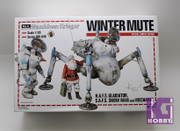 WAVE Ma.k MAK SF3D MK-049 1/20 Winter Mute Gladiator SAFS Snow man Early Box Set