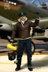 Alert Line AL100019 WWII Royal Air Force Fighter Pilot 1/6 Action Figure