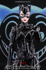 SUPERMAD TOYS 1:6 Scale Cat custom made action figure