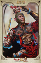 INFLAMES IFT-027 Story Of Journey To The West Series 1/6th scale MONKEY KING ON THRONE Standard Version